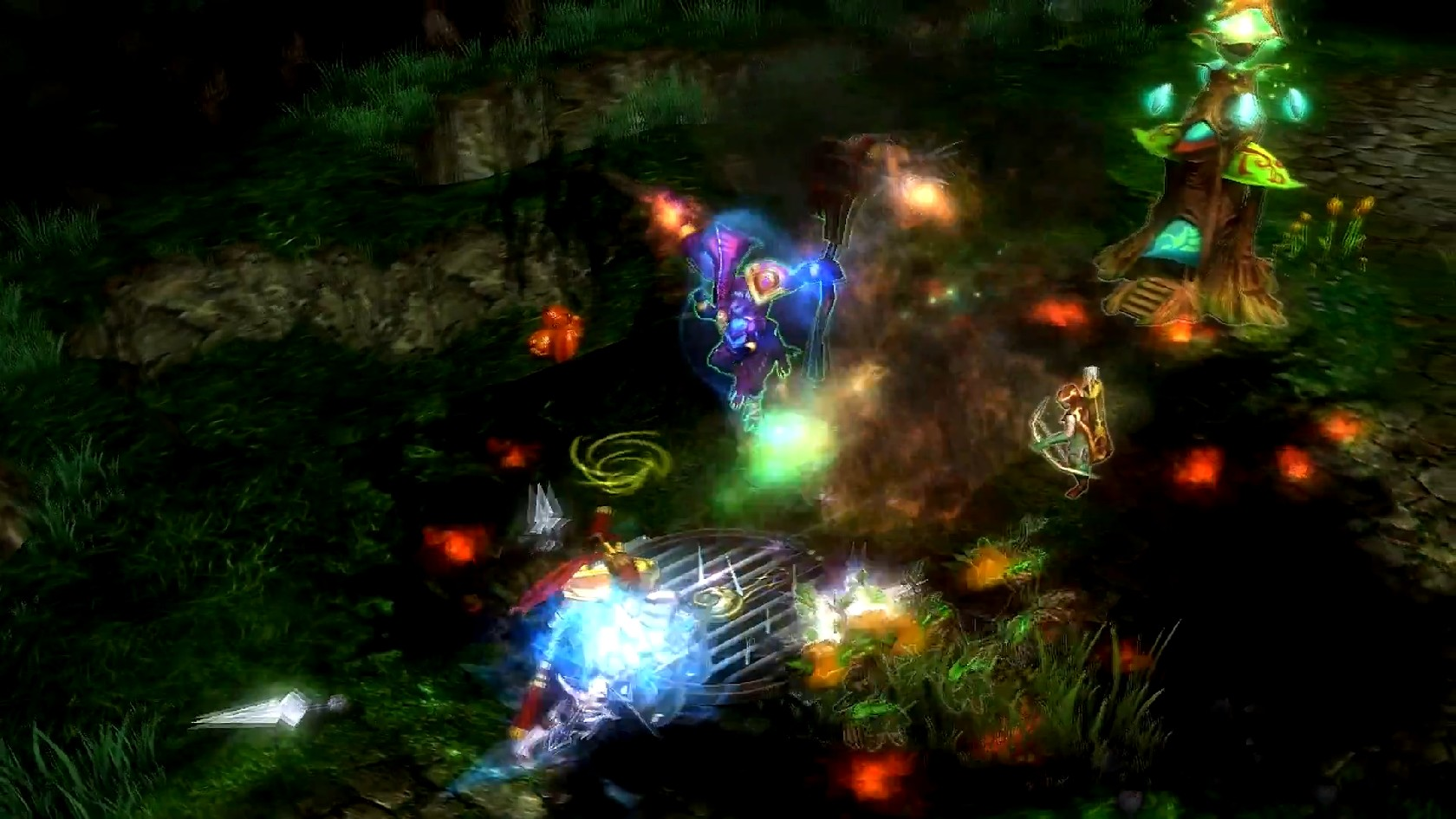 Heroes of Newerth Tour Trailer screenshot 3