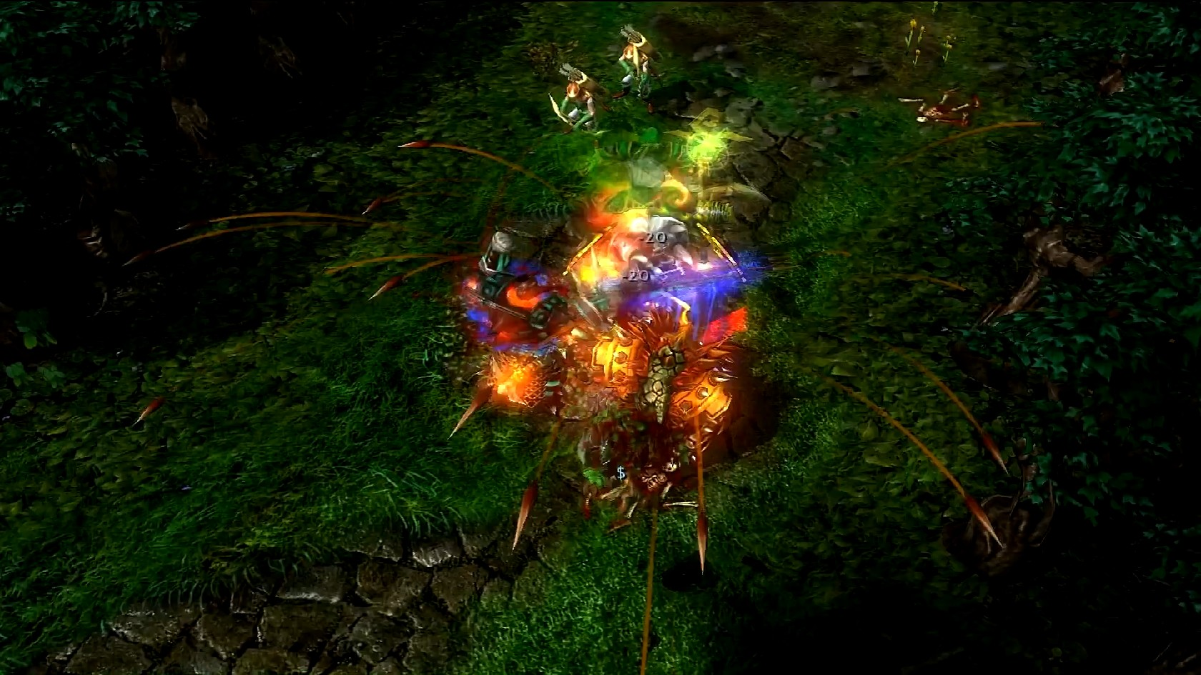 Heroes of Newerth Tour Trailer screenshot 4