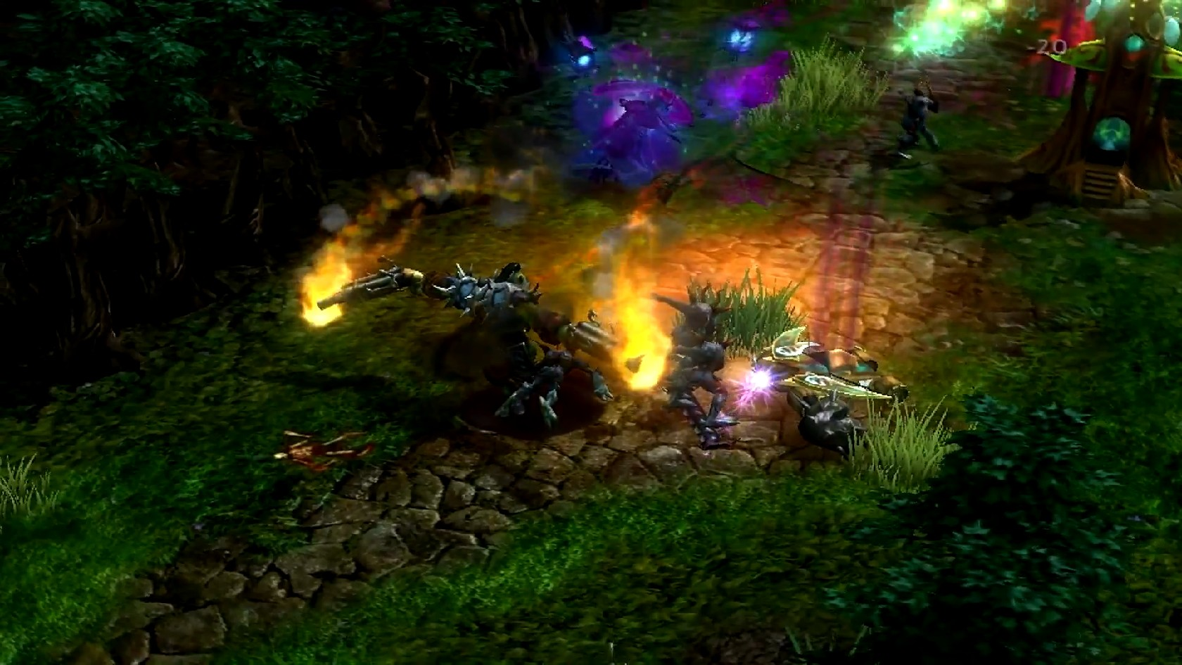 Heroes of Newerth Tour Trailer screenshot 5