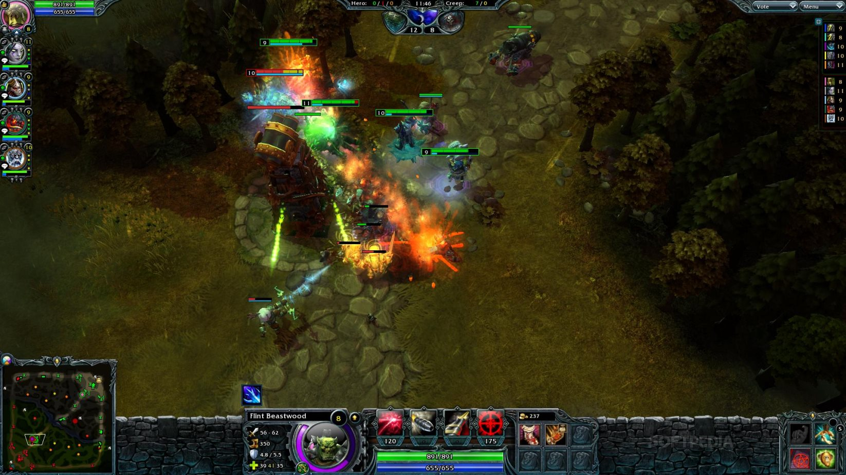 Heroes Of Newerth Play now for Free ! 100% - YouTube