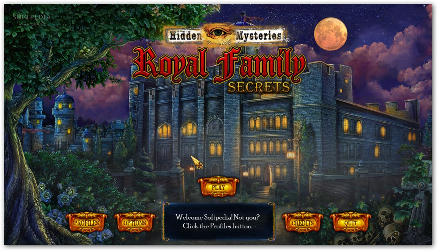 Hidden Mysteries: Royal Family Secrets screenshot 1