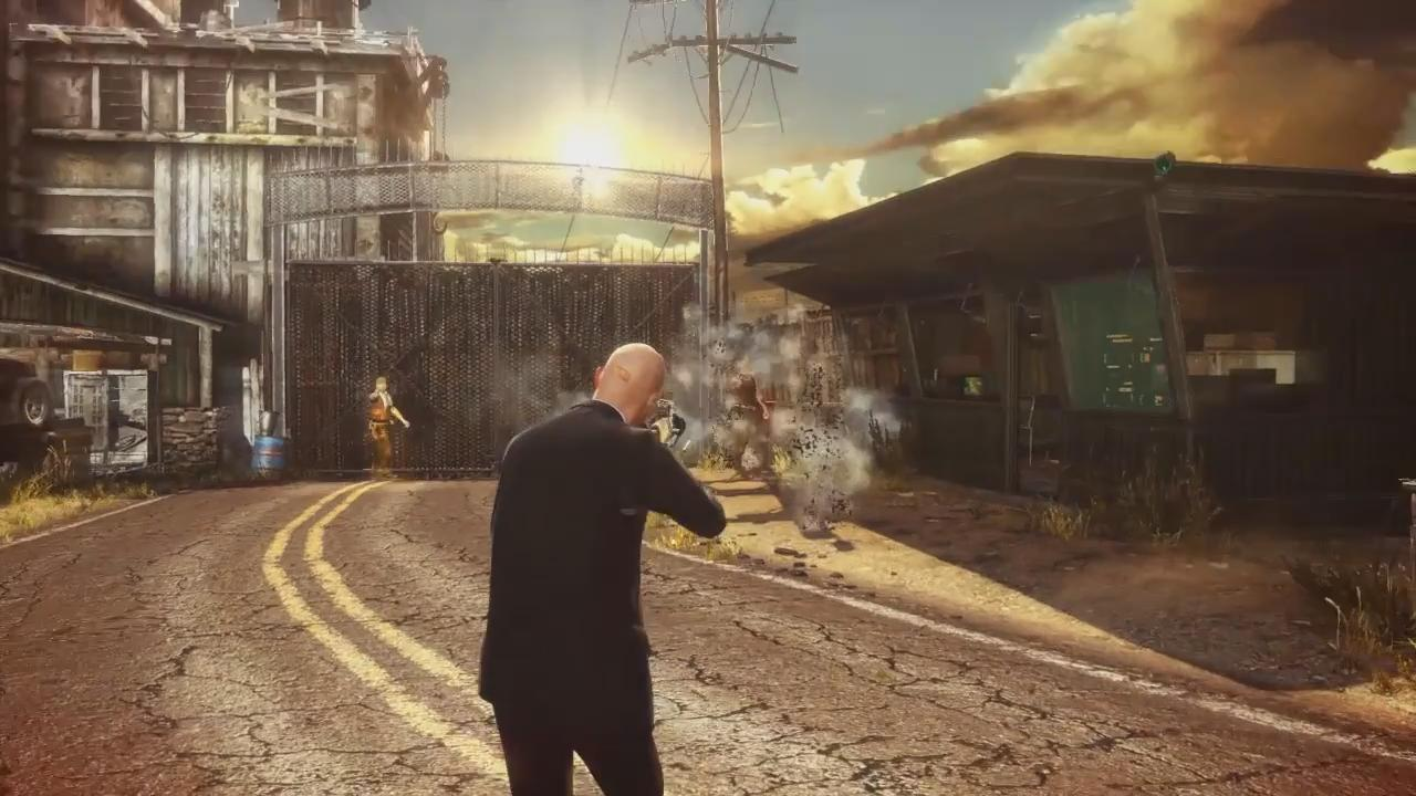 Hitman Absolution: Introducing: Agent 47 Trailer screenshot 15