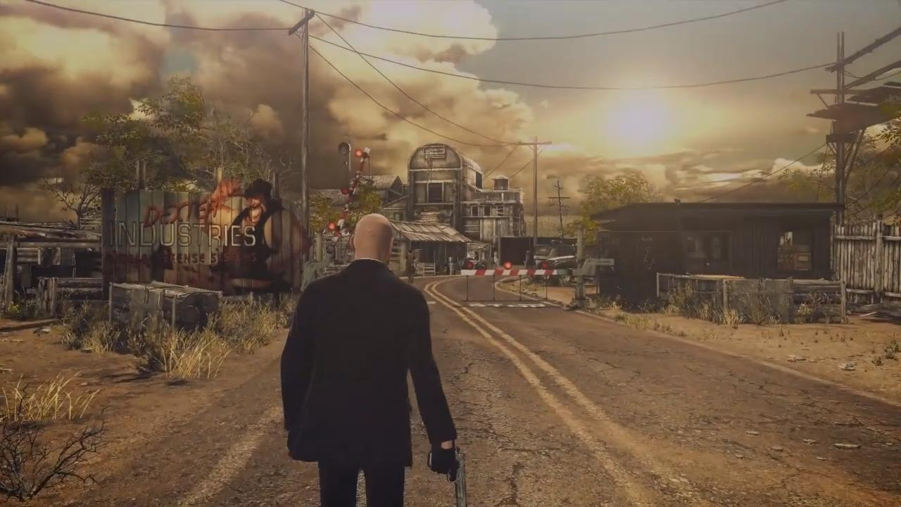 Hitman Absolution: Introducing: Agent 47 Trailer screenshot 2