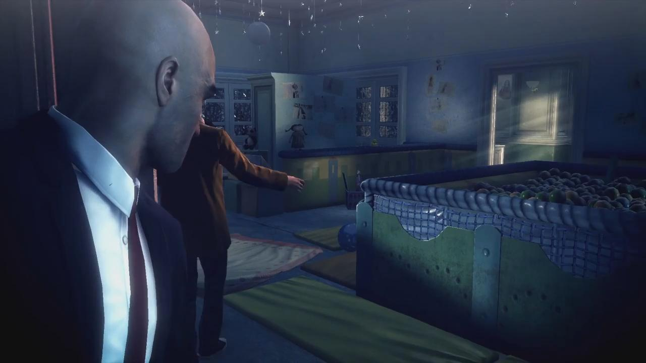 Hitman Absolution: Introducing: Agent 47 Trailer screenshot 3