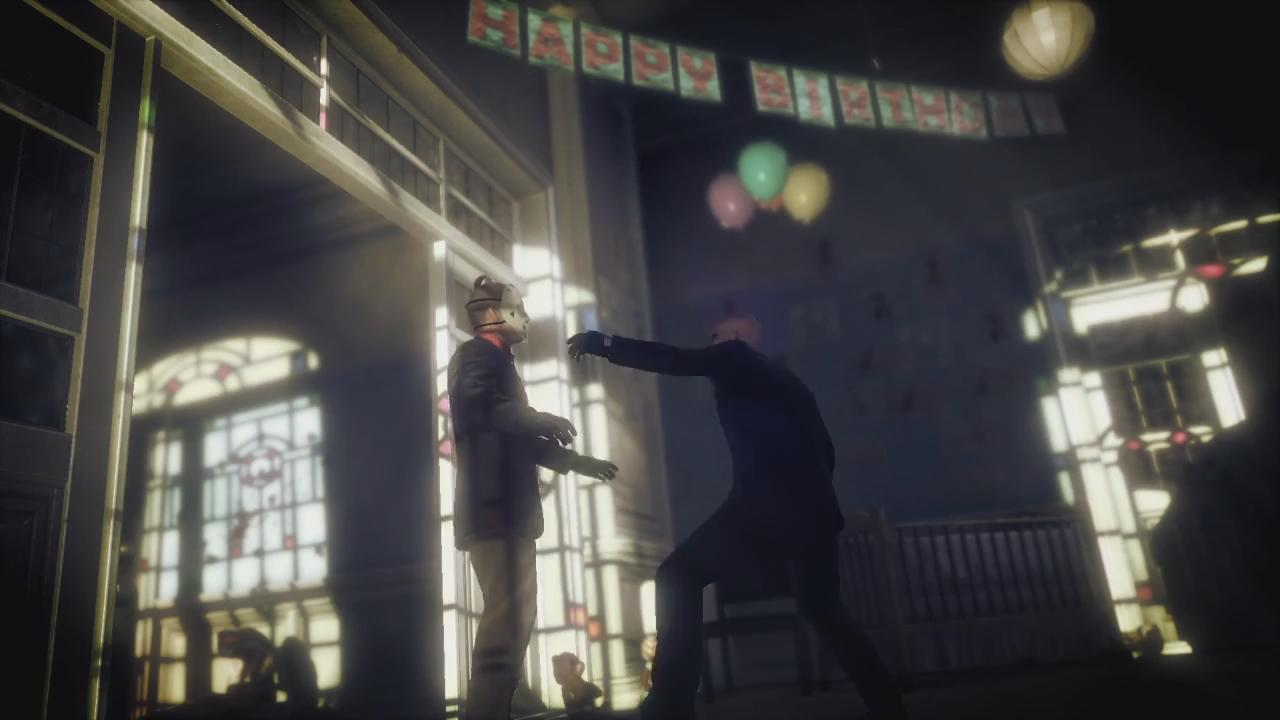 Hitman Absolution: Introducing: Agent 47 Trailer screenshot 4