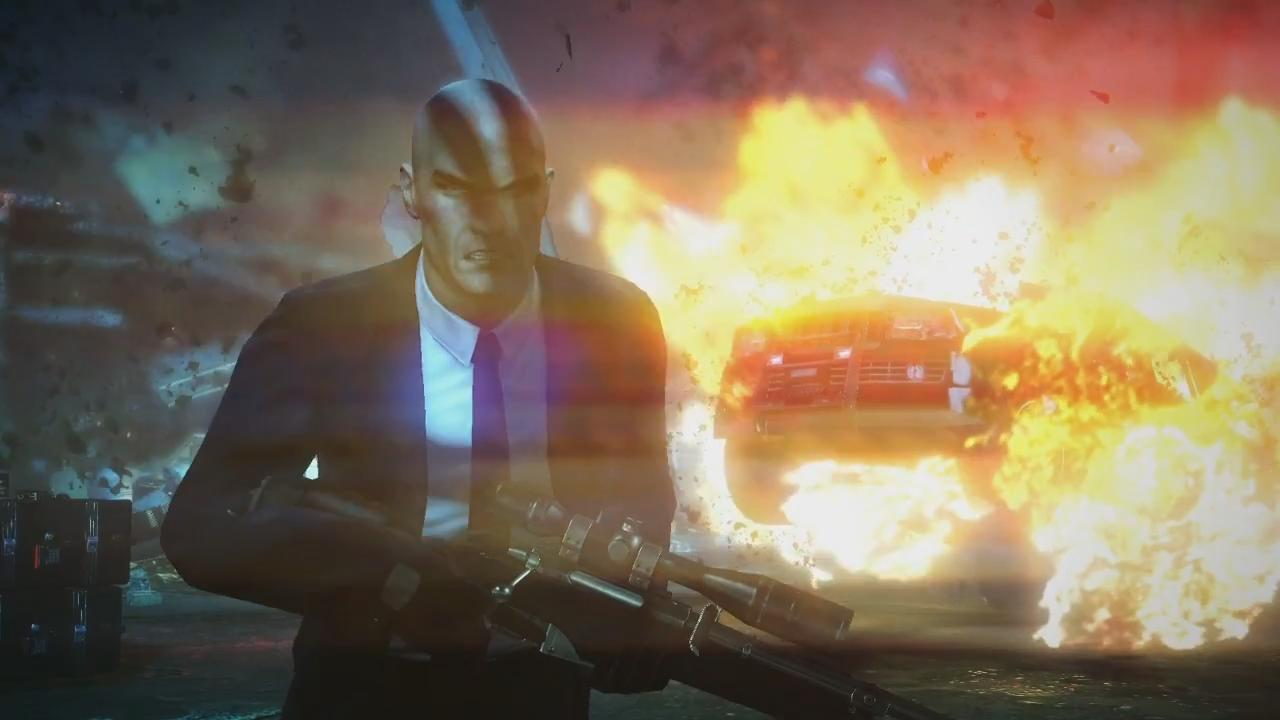 Hitman Absolution: Launch Trailer screenshot 13