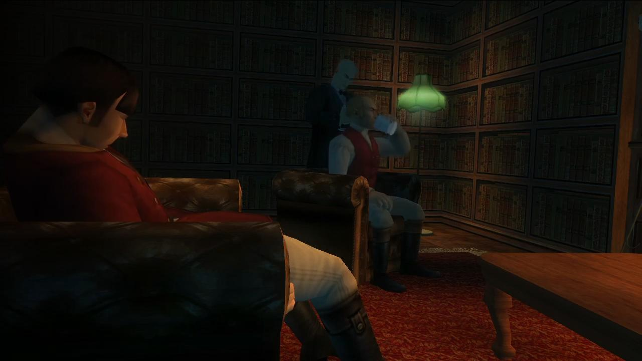 Hitman: HD Trilogy Launch Trailer screenshot 5