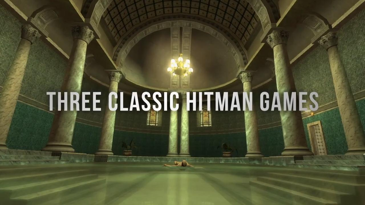 Hitman: HD Trilogy Launch Trailer screenshot 7