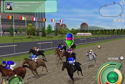 Auto Racing Terms on Horse Racing Manager Patch Screenshots  Screen Capture   Softpedia