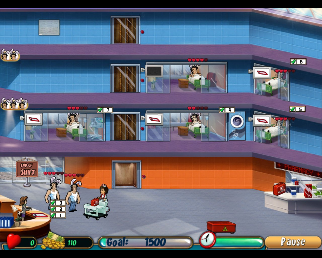 Hospital Haste screenshot 7