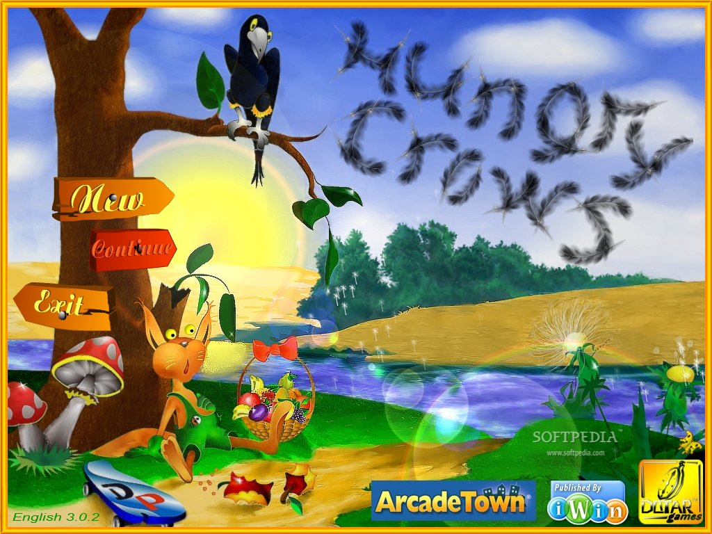 Hungry Crows screenshot 1