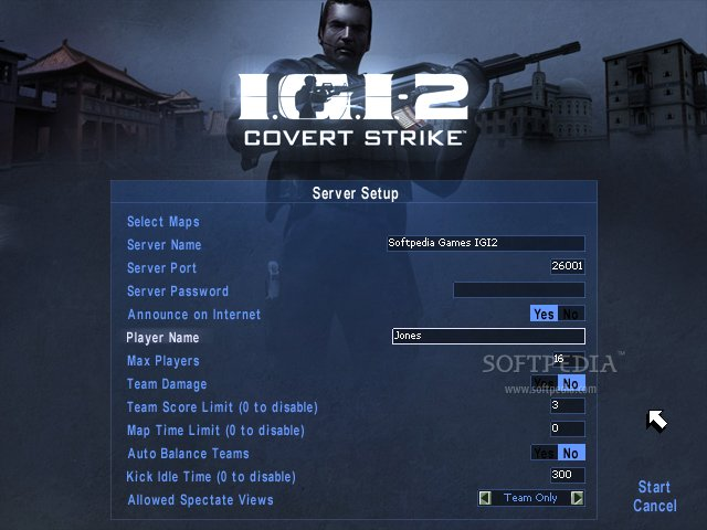 IGI 2: Covert Strike - Multiplayer Demot screenshot 1