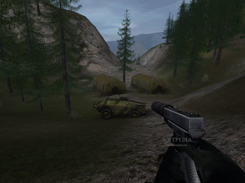 IGI 2: Covert Strike - Multiplayer Demot screenshot 3