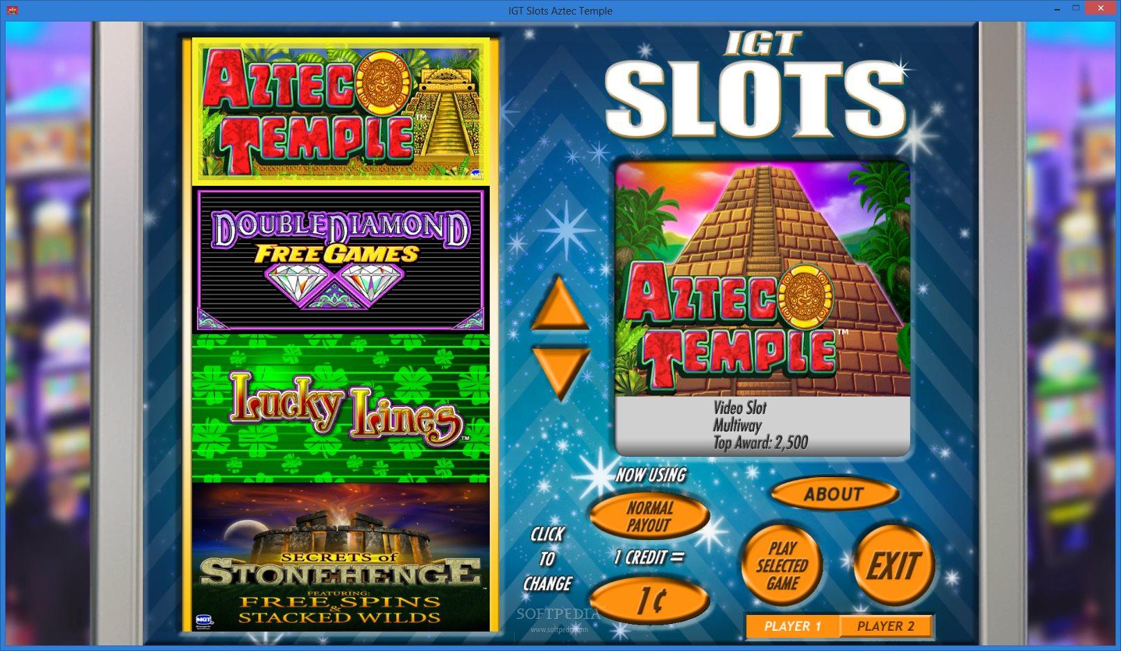 Temple Slots Free