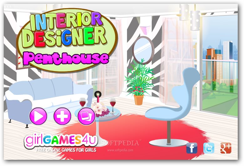 Interior Designer - Penthouse screenshot 1