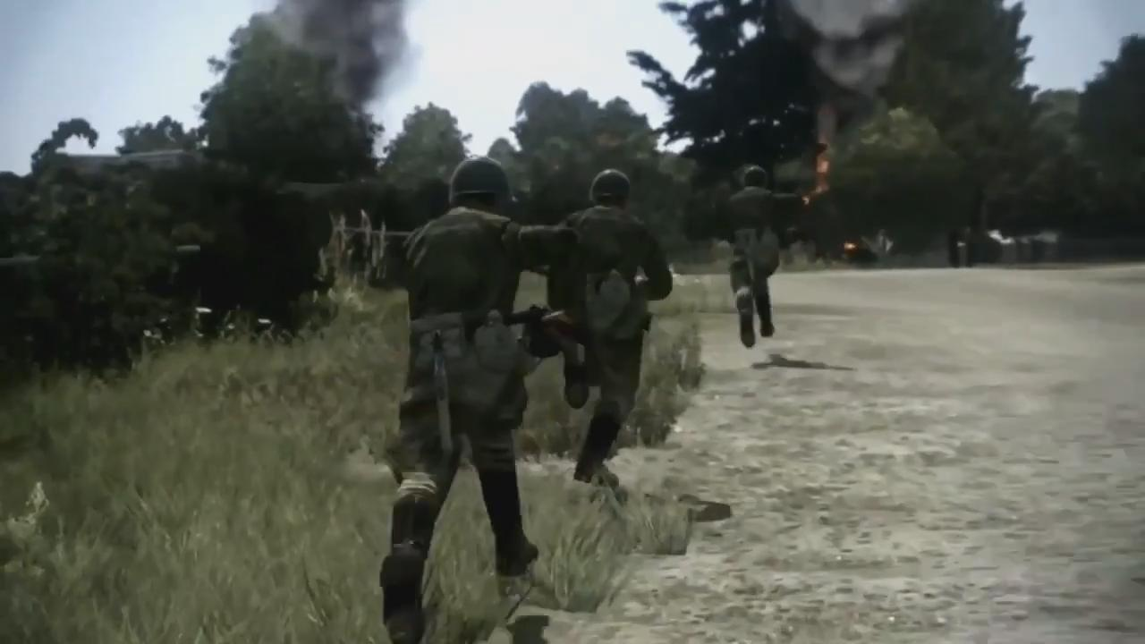 Iron Front - Liberation 1944: Blitzkrieg Gameplay Trailer screenshot 2