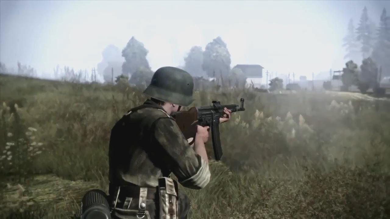 Iron Front - Liberation 1944: Blitzkrieg Gameplay Trailer screenshot 8