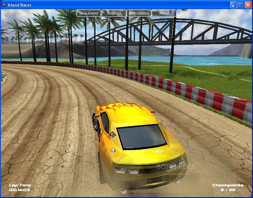 Island Racer screenshot 2