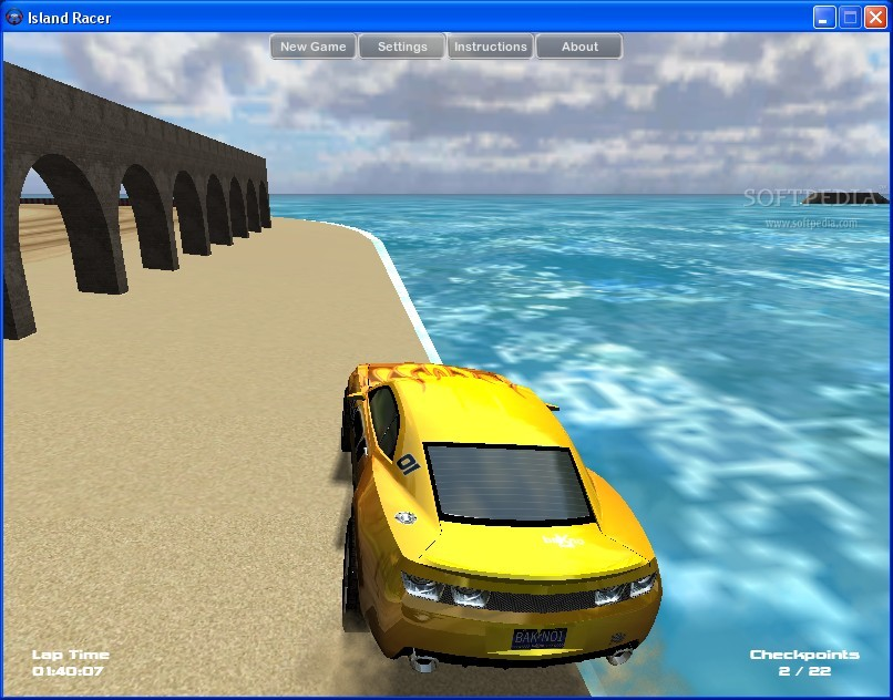 Island Racer screenshot 6