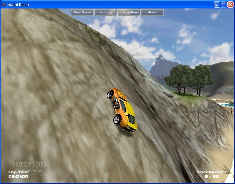 Island Racer screenshot 8