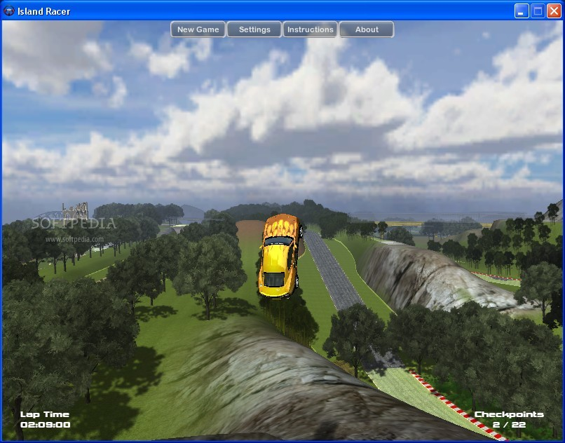 Island Racer screenshot 9