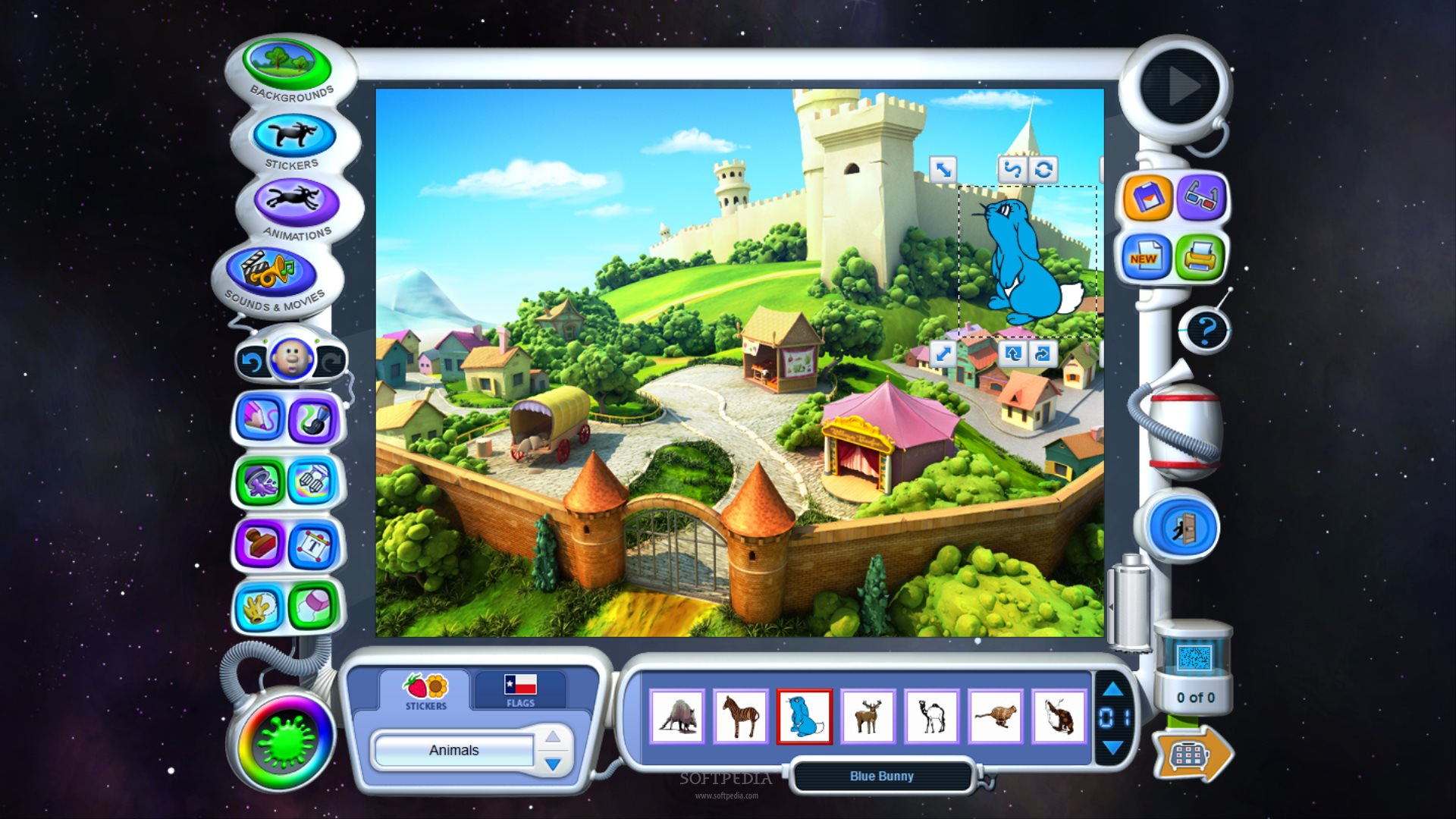 Free Download Kid Pix Deluxe  For Windows Xp