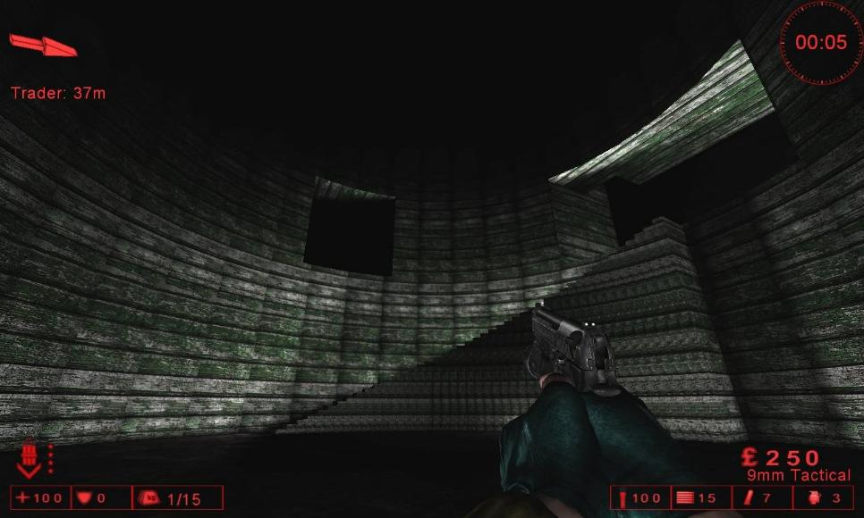 Killing Floor Map - KF-Deathly_Room screenshot 1
