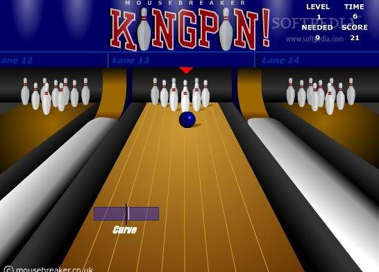 Kingpin Bowling! screenshot 1