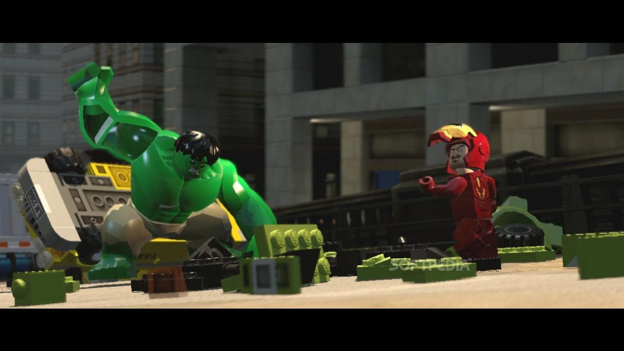 Lego Marvel Super Heroes Demo Download