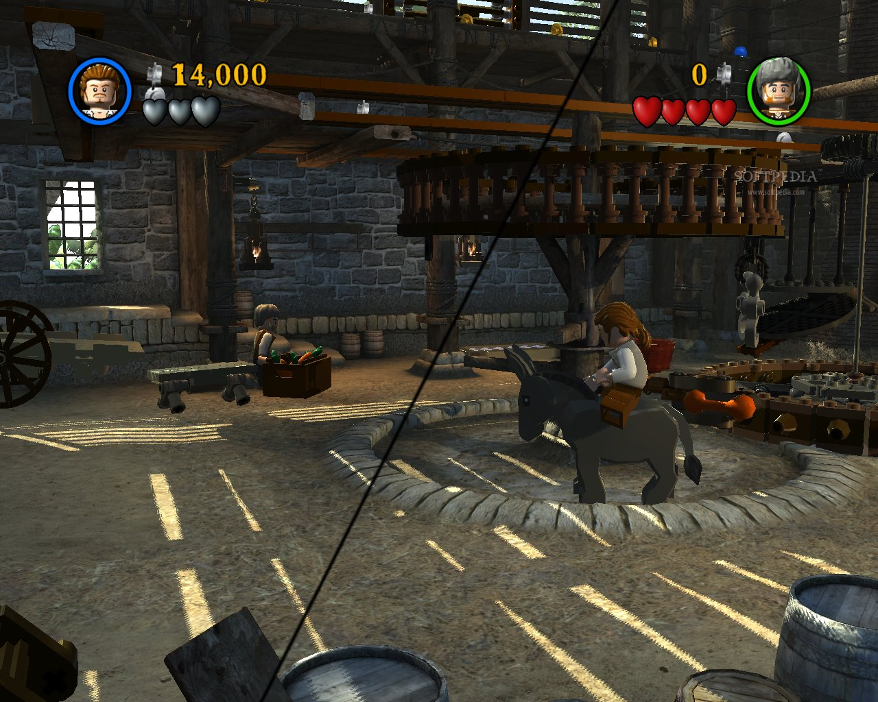 12 lego pirates of the caribbean: the video game demo screenshots: