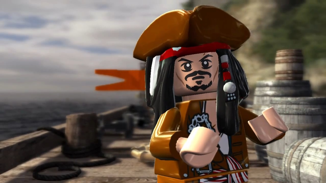 Lego pirates of the caribbean the video game trailer screenshot 4