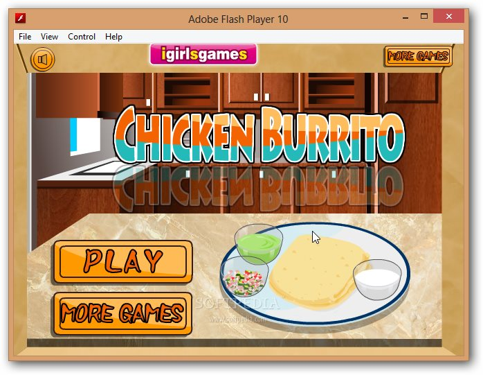 Learn To Cook Chicken Burrito screenshot 1