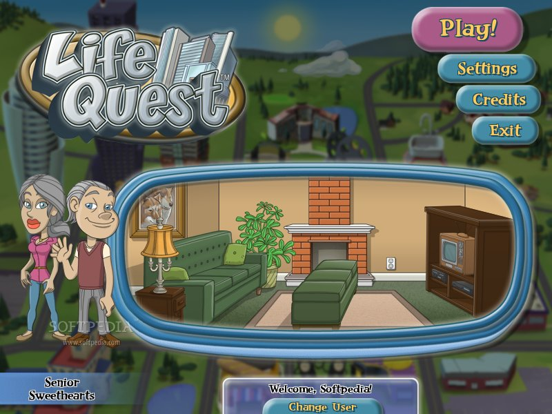 Life Quest screenshot 1