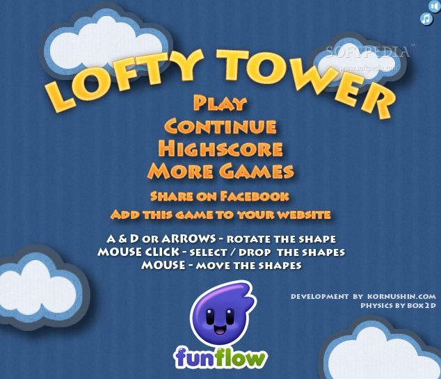 Lofty Tower screenshot 1