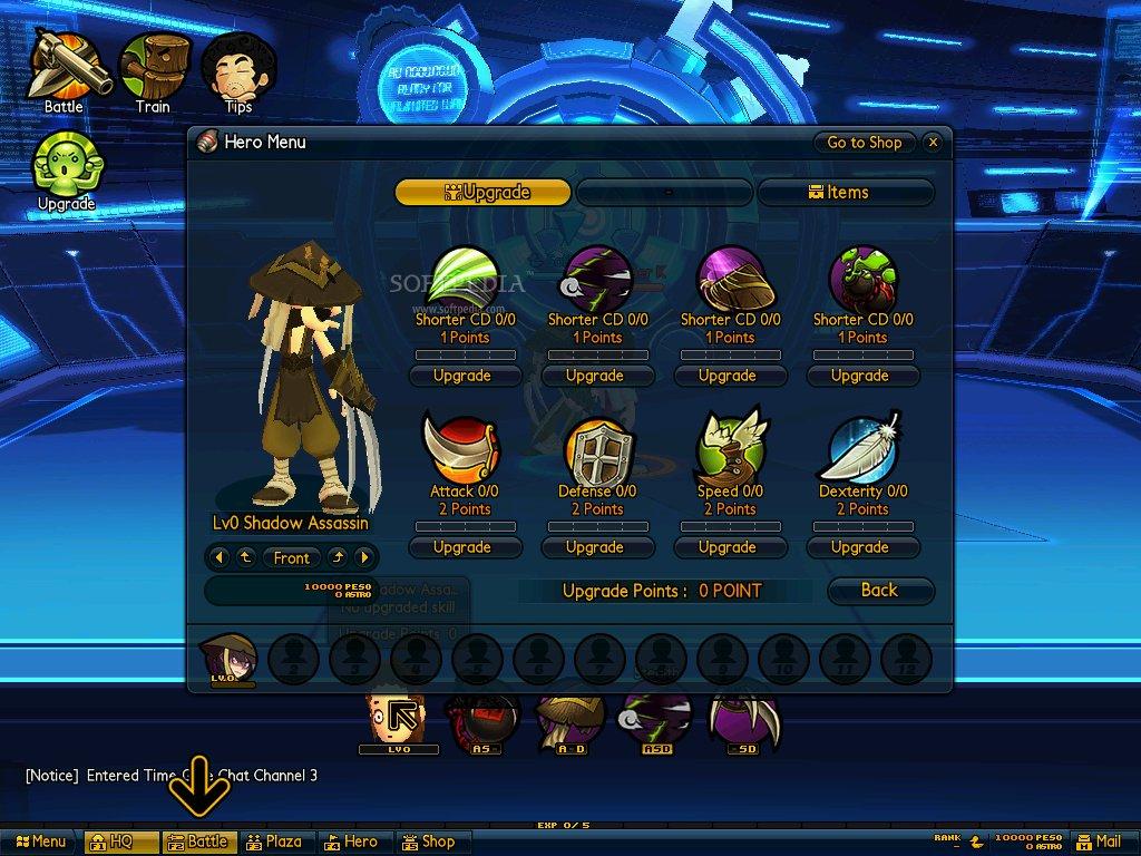 Download game lost saga online
