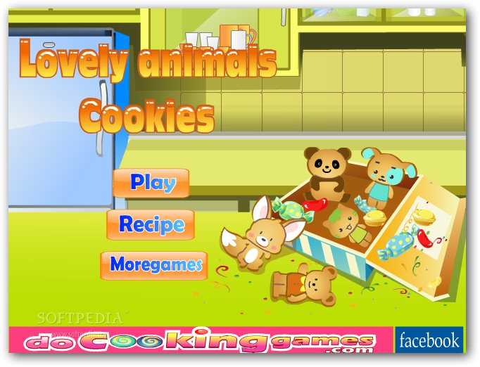 Lovely Animals Cookie screenshot 1