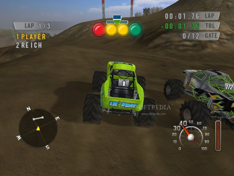 Download MX vs. ATV Unleashed Demo