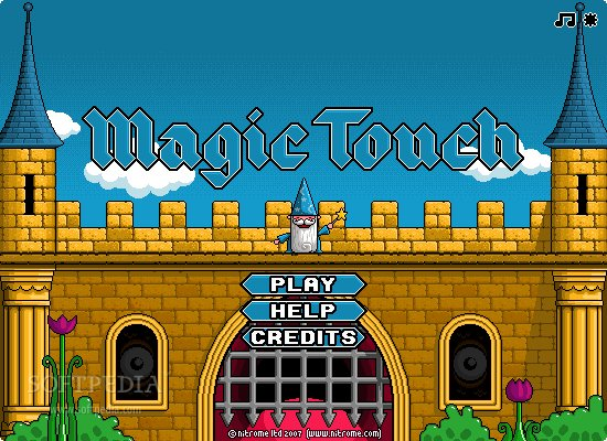 magic touch game