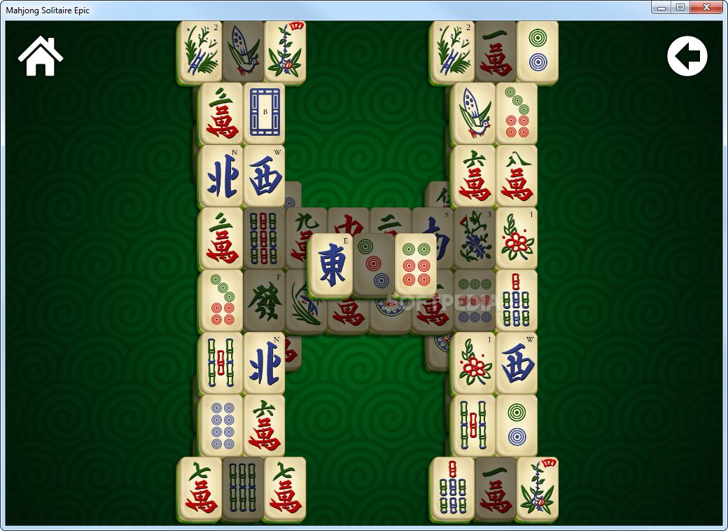 Mahjong Solitaire Epic Demo Download