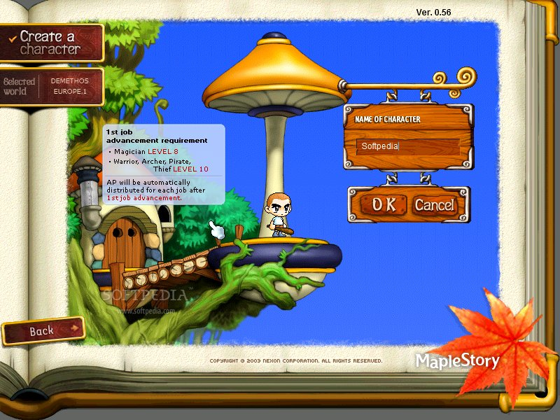 MapleStory-Europe-Client_1 Don't miss, this will be the gift to you!