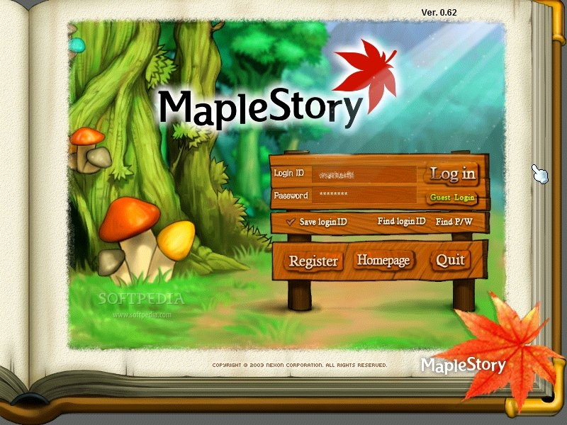 how to run in maplestory