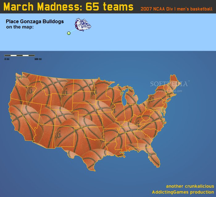 March Madness 2007 screenshot 1