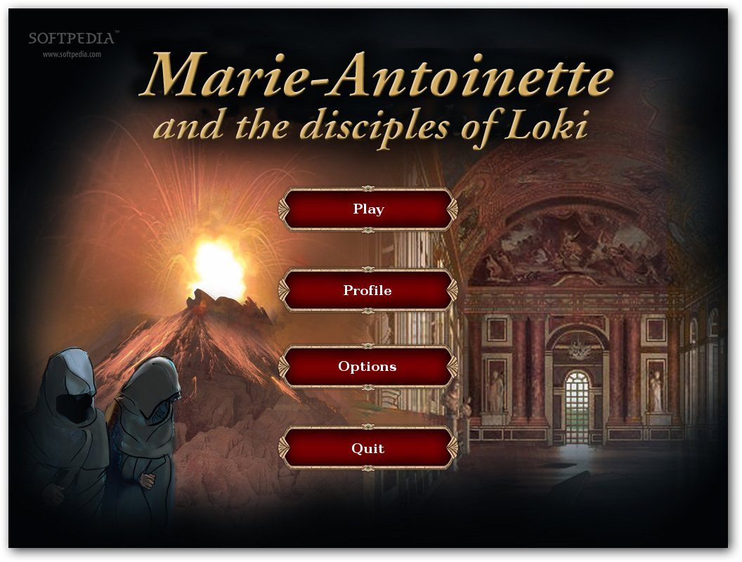 Marie Antoinette and the Disciples of Loki screenshot 1