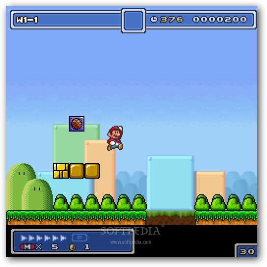 Mario's Great Adventure screenshot 2