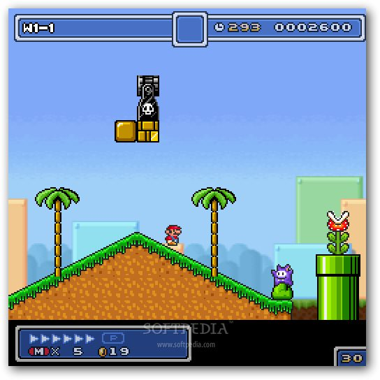 Mario's Great Adventure screenshot 3