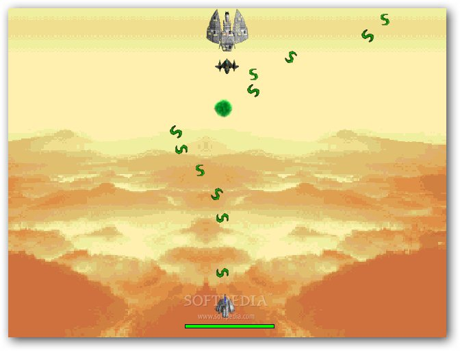 Martian Descent screenshot 1