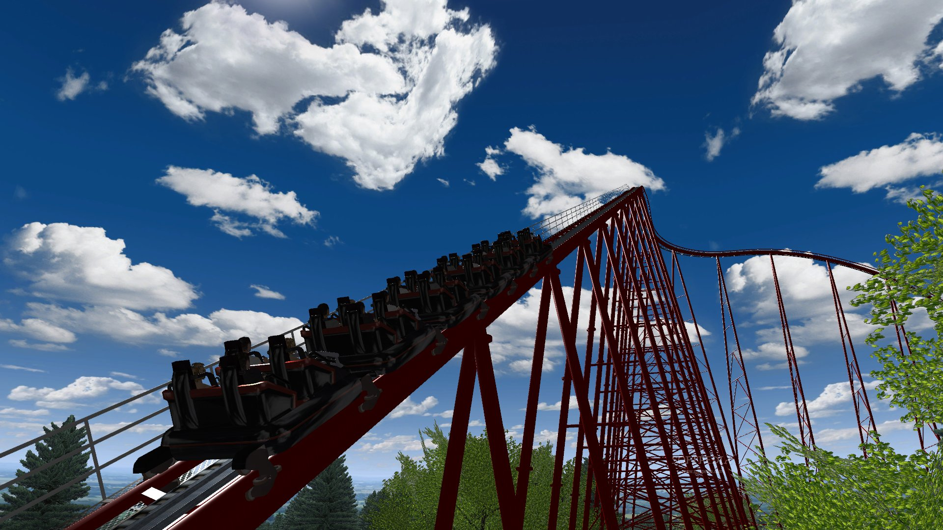 Maximum Roller Coaster Demo Download