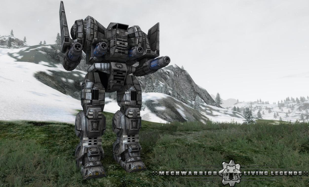 MechWarrior: Living Legends Client screenshot 3