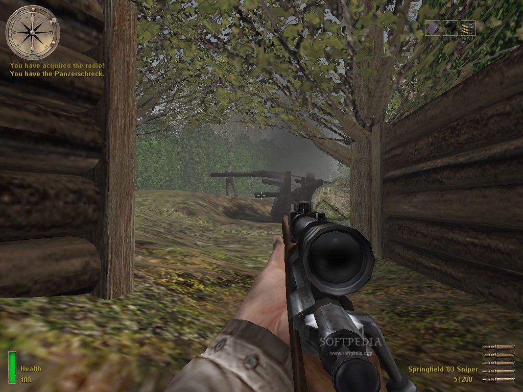 Medal Of Honor Allied Assault Single Player Demo Download