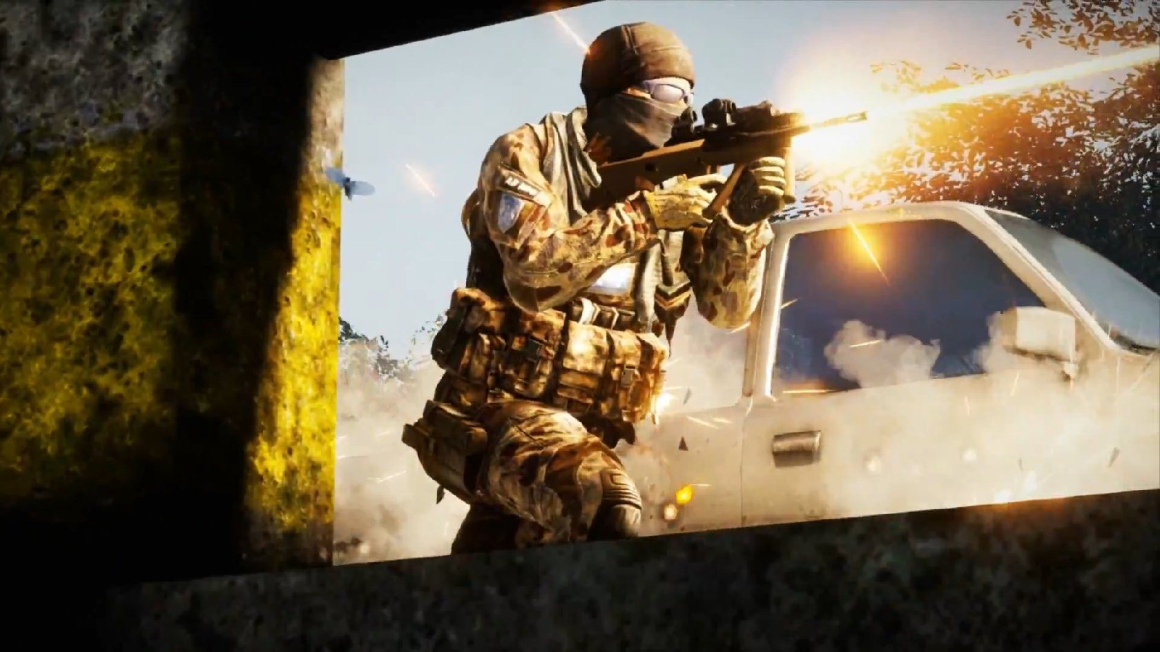 Medal of Honor: Warfighter Fire Team Multiplayer Gameplay Trailer screenshot 8